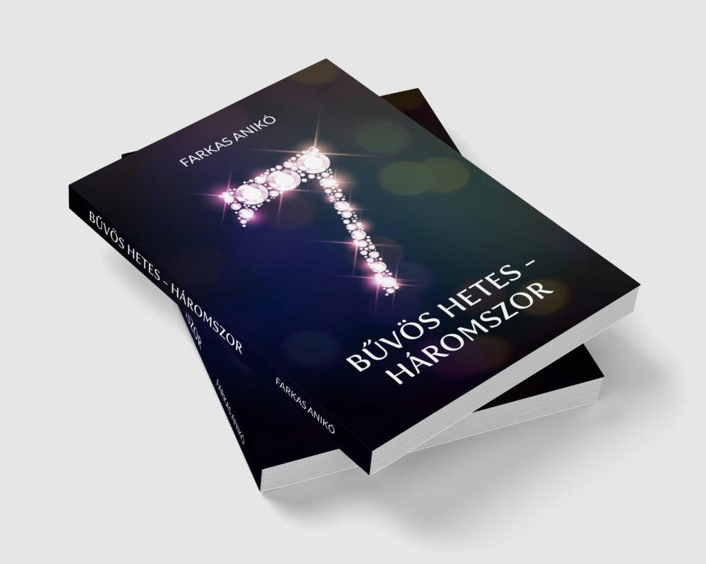 DXN-es könyvem a Bűvös Hetes -Háromszor